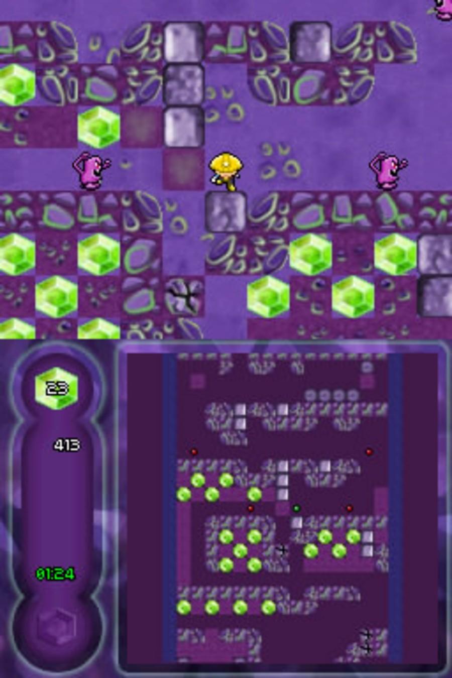 Digger Dan & Kaboom Screenshot