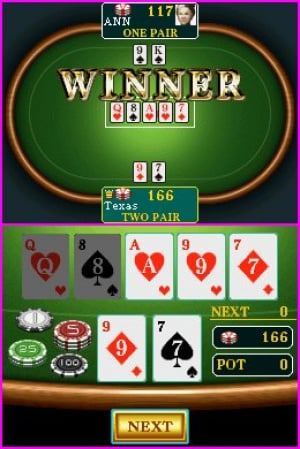 Ante Up: Texas Hold'em Review - Screenshot 1 of 2