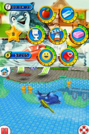 101 Dolphin Pets Review - Screenshot 1 of 3