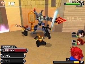 Kingdom Hearts 358/2 Days Review - Screenshot 4 of 4