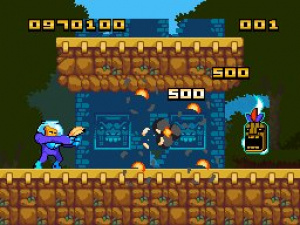 Flipper 2: Flush the Goldfish Review - Screenshot 2 of 3