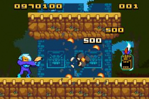 Flipper 2: Flush the Goldfish Screenshot