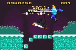 Flipper 2: Flush the Goldfish Screenshot