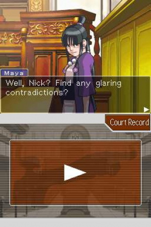 Phoenix Wright: Ace Attorney Review - Screenshot 5 of 5