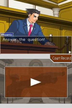 Phoenix Wright: Ace Attorney Review - Screenshot 1 of 5