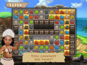 Jewel Keepers: Easter Island Review - Screenshot 2 of 4