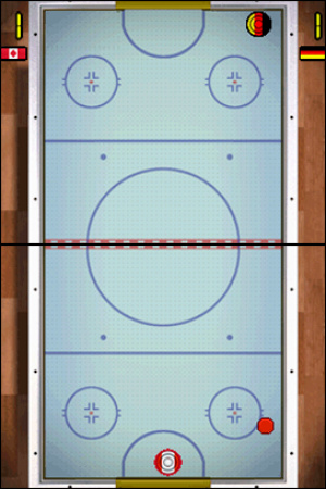 All-Star Air Hockey Review - Screenshot 1 of 2