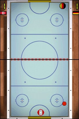 All-Star Air Hockey Screenshot