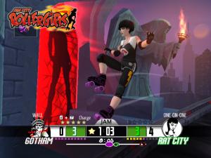 Jam City Rollergirls Review - Screenshot 1 of 5
