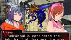 Shin Megami Tensei: Devil Survivor Overclocked Screenshot