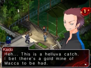 Shin Megami Tensei: Devil Survivor Overclocked Review - Screenshot 2 of 5