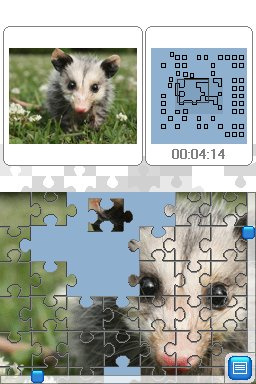 Puzzle to Go Baby Animals Screenshot