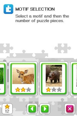 Puzzle to Go Baby Animals Review - Screenshot 1 of 2