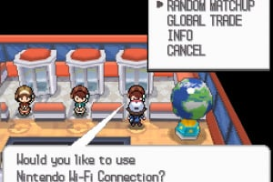Pokémon Black and White Screenshot