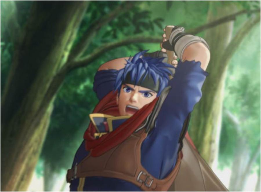 Fire Emblem: Path of Radiance Screenshot
