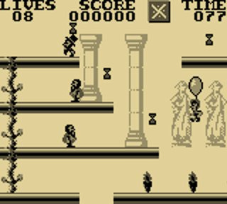 Bill & Ted's Excellent Game Boy Adventure Screenshot