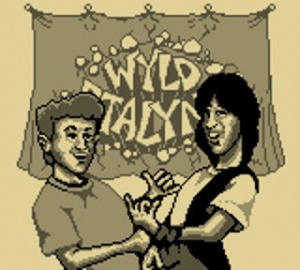 Bill & Ted's Excellent Game Boy Adventure Review - Screenshot 1 of 5