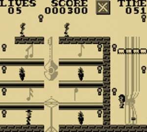 Bill & Ted's Excellent Game Boy Adventure Review - Screenshot 2 of 5