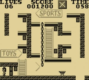 Bill & Ted's Excellent Game Boy Adventure Review - Screenshot 4 of 5