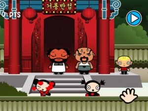 Pucca's Kisses Game Review - Screenshot 3 of 3
