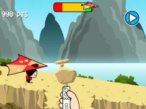 Pucca's Kisses Game Review - Screenshot 1 of 3