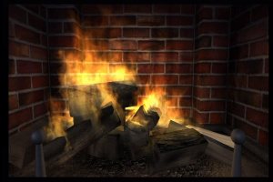 Cosy Fire Screenshot