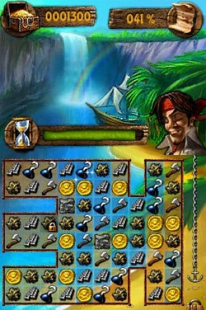 Jewels of the Tropical Lost Island Review - Screenshot 2 of 4