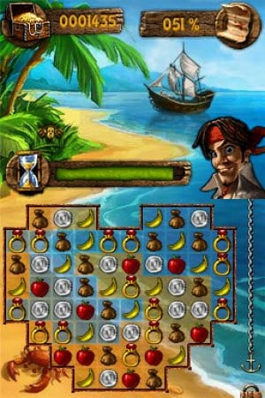 Jewels of the Tropical Lost Island Review - Screenshot 3 of 4