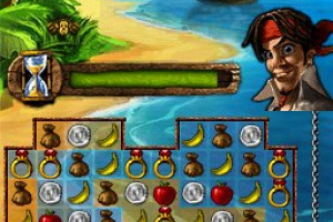 Jewels of the Tropical Lost Island Screenshot