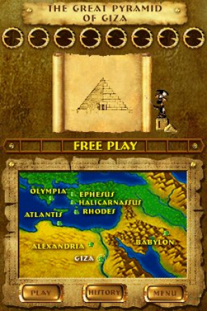 7 Wonders of the Ancient World Review - Screenshot 1 of 2
