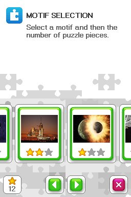 Puzzle to Go Planets and Universe Screenshot