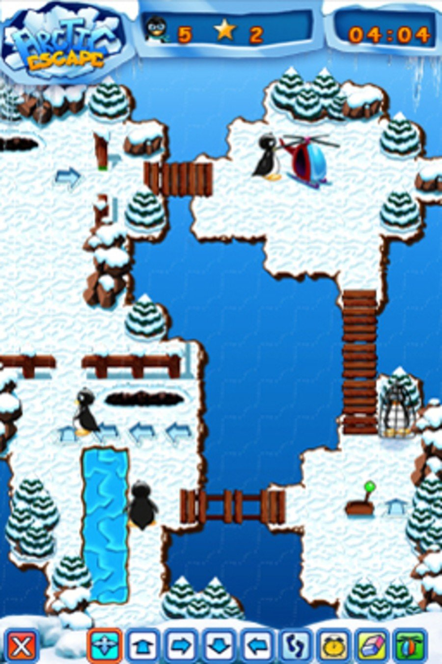 Arctic Escape Screenshot