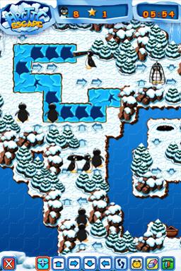 Arctic Escape Screenshot