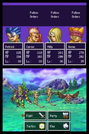 Dragon Quest VI: Realms of Revelation Review - Screenshot 3 of 3