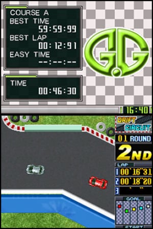 G.G Series: Drift Circuit Review - Screenshot 2 of 2