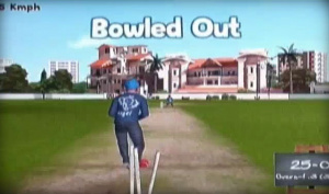 Cricket Challenge Review - Screenshot 1 of 3