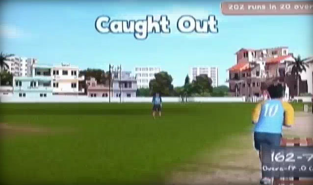 Cricket Challenge Screenshot