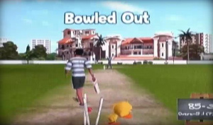 Cricket Challenge Review - Screenshot 1 of 4