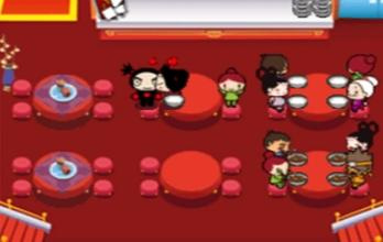 Pucca Noodle Rush Screenshot