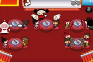 Pucca Noodle Rush Review - Screenshot 1 of 2