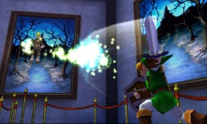 The Legend of Zelda: Ocarina of Time 3D Review - Screenshot 4 of 4
