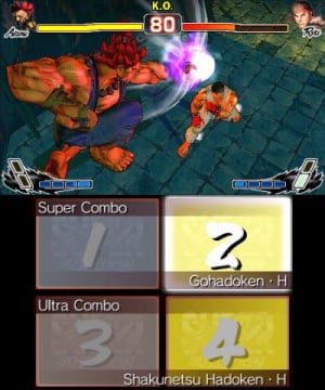 Super Street Fighter IV 3D Edition Review - Screenshot 2 of 5