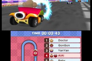 Super Monkey Ball 3D Screenshot