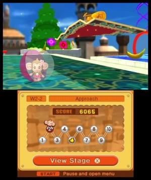 Super Monkey Ball 3D Review - Screenshot 3 of 5