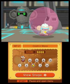 Super Monkey Ball 3D Review - Screenshot 1 of 5