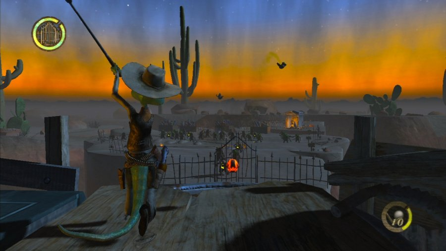 Rango Review - Screenshot 1 of 4