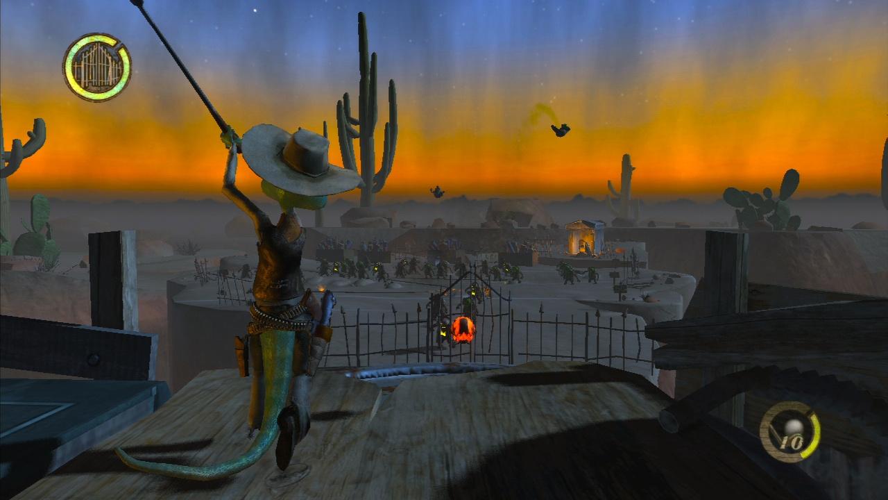 Rango Screenshot