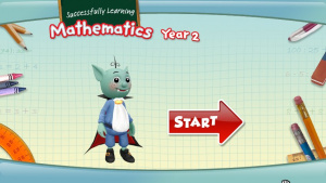 Successfully Learning Mathematics: Year 2 Review - Screenshot 1 of 2