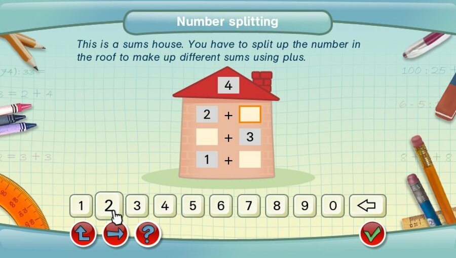 Successfully Learning Mathematics: Year 2 Screenshot