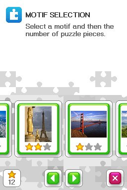 Puzzle to Go Sightseeing Screenshot